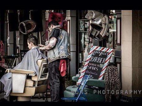 Delux Licensed Barber Services