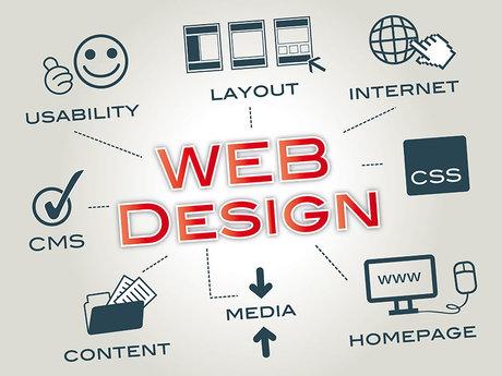 Web design consult, 30 minutes