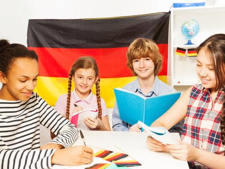 German language, TESOL,