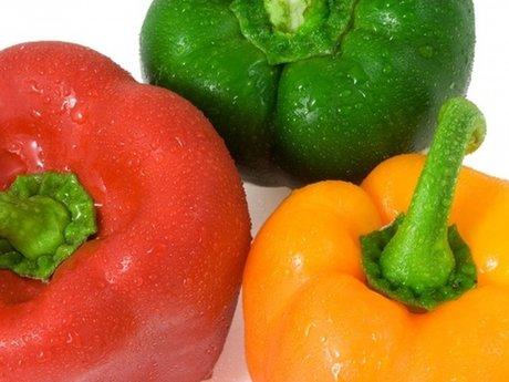 Bell pepper seeds