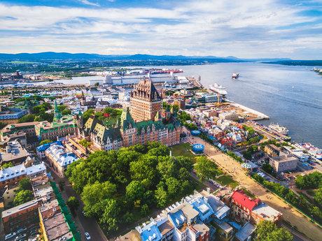 Quebec tours!