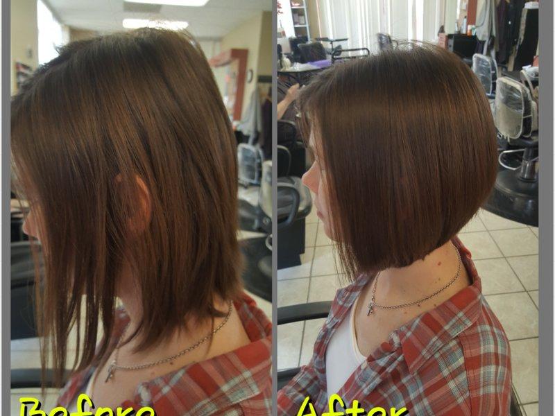Haircut Lorena Atchley Simbi