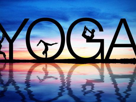 Teach you gentle flow yoga