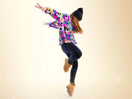 60-minute Hip Hop Dance Lesson
