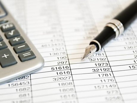 Making a personal budget (excel)