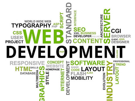 Front-End Web Design &  Development