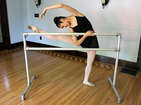 Ballet Barre Combinations