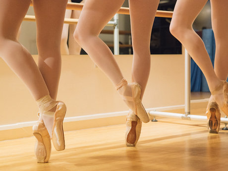 Private/Group Basic Ballet Lessons