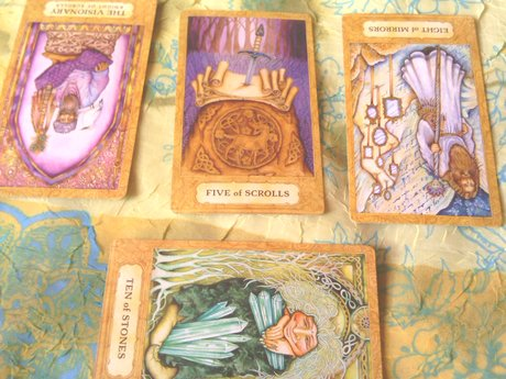 Body-Mind-Spirit Tarot Reading
