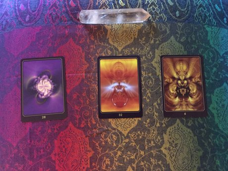 Divine Guidance Card Reading