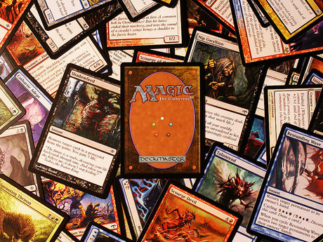 Intro to Magic the Gathering