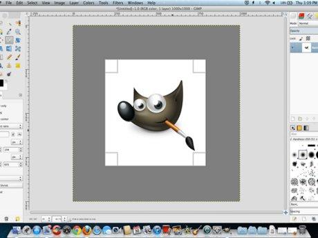 GIMP: Open Source Image Editing