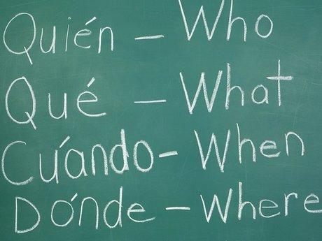 Spanish to English Translations