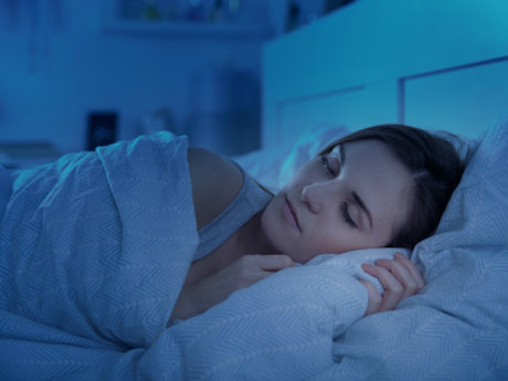 Yogic Tips for a Good Night's Sleep