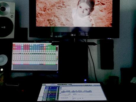 Audio mix/master/tutoring