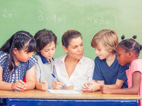 Elementary level tutoring