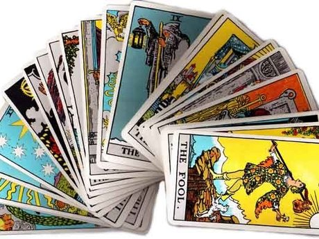 4 card Tarot Reading