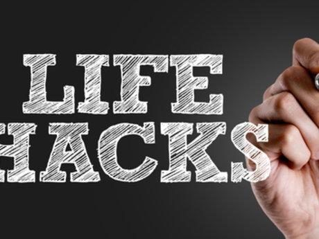 "10 Fun Online Life ""Hacks"""