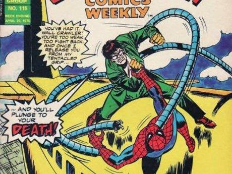 Marvel Comic Pal