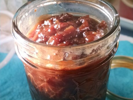 Savory Onion Jam Recipe