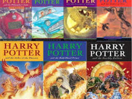 Harry Potter Books!