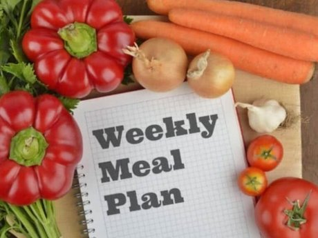 Vegan /Plant Based Meal Plan