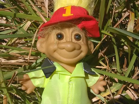 Fireman Troll
