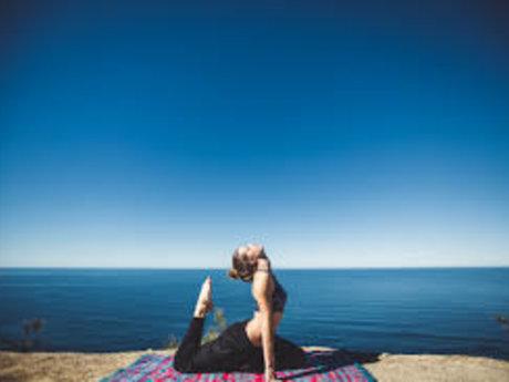 60-Minute Vinyasa Yoga Session