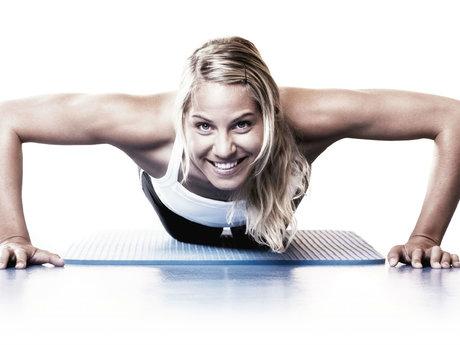 Virtual custom fitness plan