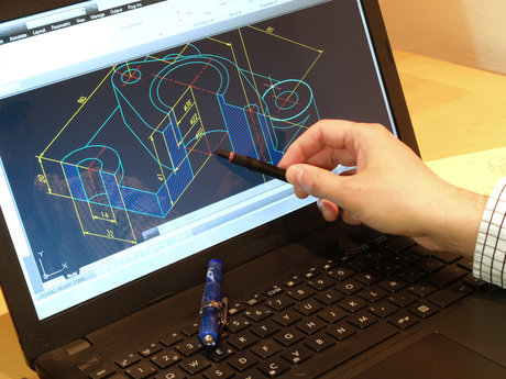 2D AutoCAD - Comp. Aided Drafting