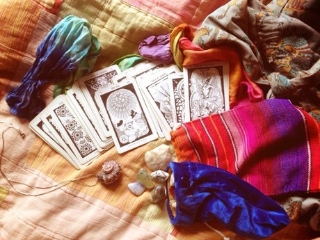 Private Tarot Reading up to 1 Hour