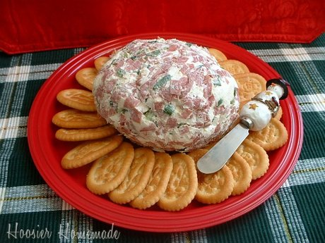 Family Cheeseball Recipe