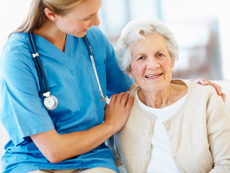 Consult: Caring for an Aging Parent