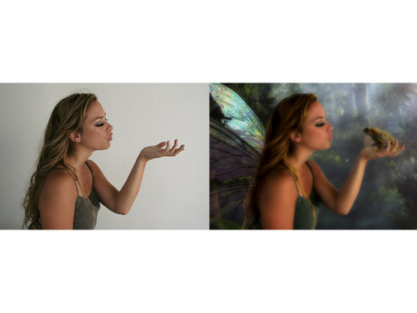 Photo editing - Photoshop and other