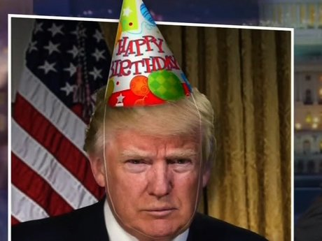 Birthday Message from POTUS