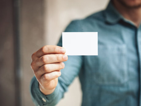 Create a Business Card for you!