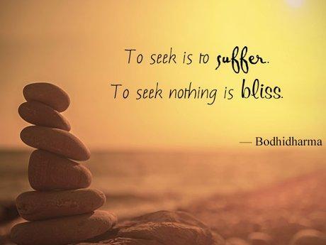 Random Zen/Philosophical quote