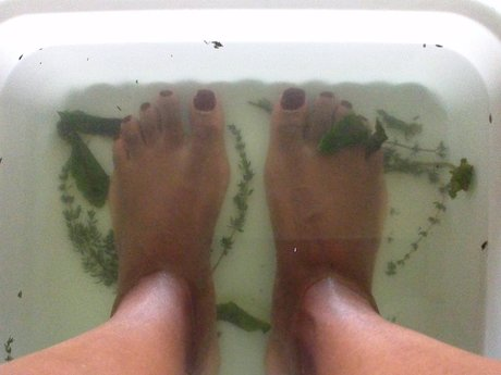 Foot Chakra Healing Ebook
