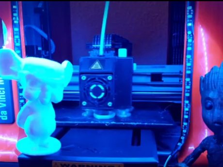 3D printing services for cosplay