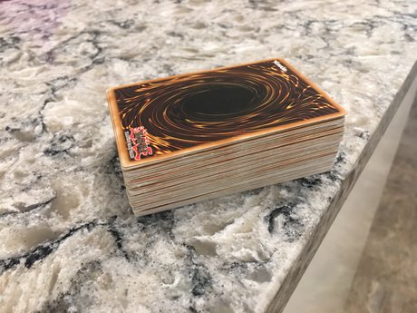 10 Random Yu-Gi-Oh! Playing Cards