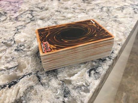 10 Random Yu-Gi-Oh! Playing Cards