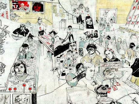 Art Doodles / Short Story