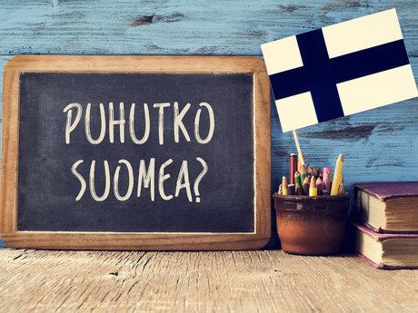 Finnish language tutoring