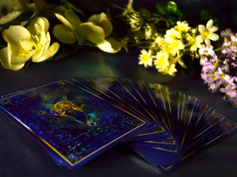 3 Card Tarot Reading - Rosalia Carriveaux - Simbi