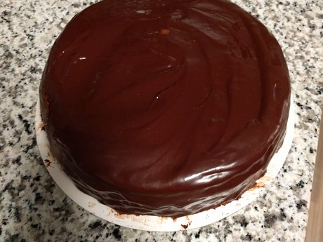 Recipe: Triple Choc. NY Cheesecake