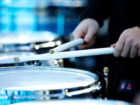 Drum Line Clinics