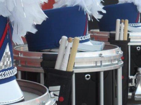 Drum line Cadences