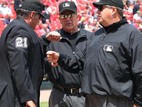 Become a Baseball Umpire