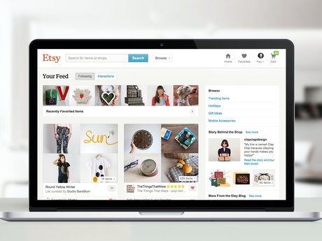 Optimize Traffic and Sales for Etsy