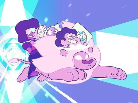 Steven universe discuss